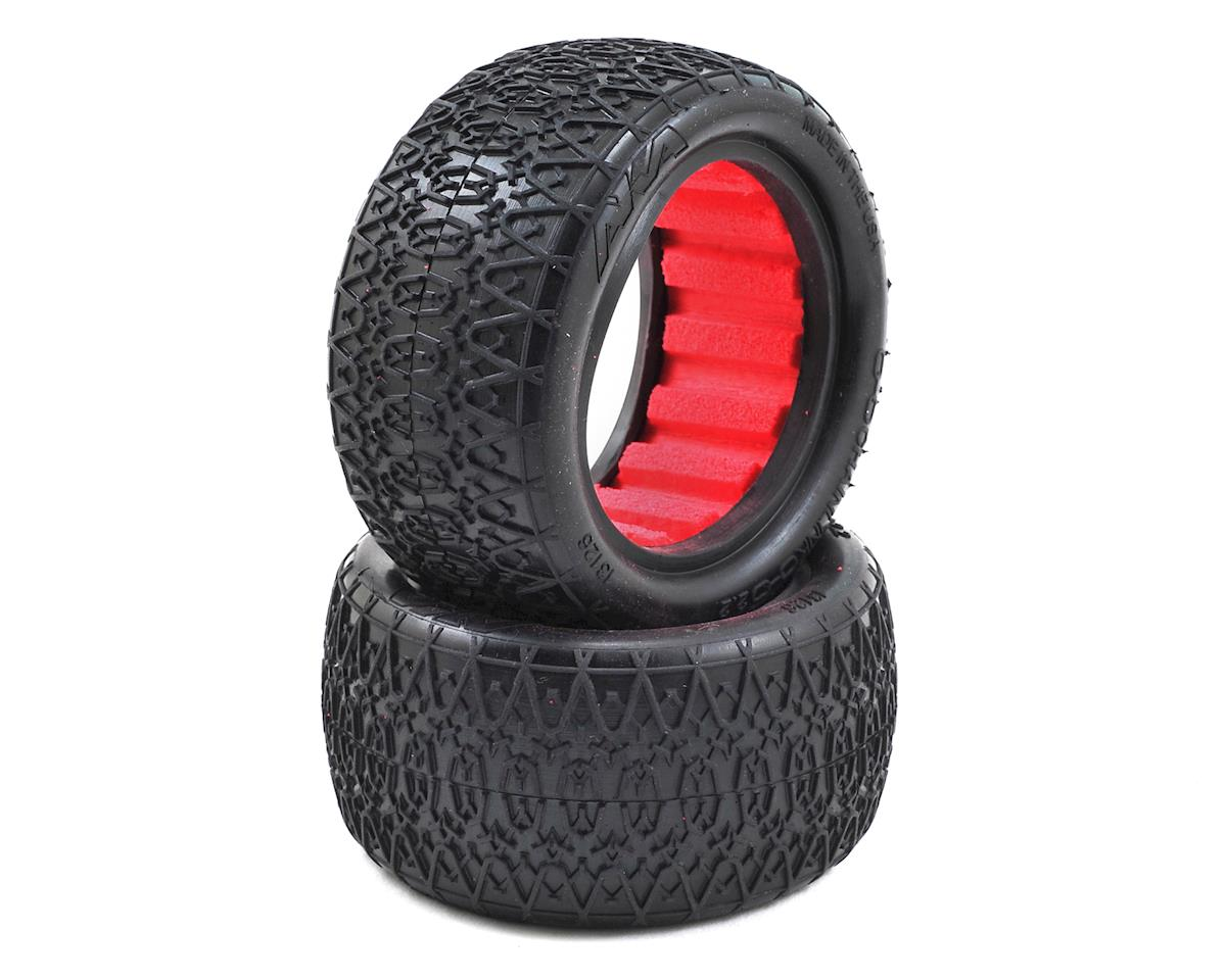 "AKA Chain Link 2.2"" Rear Buggy Tires (2)"