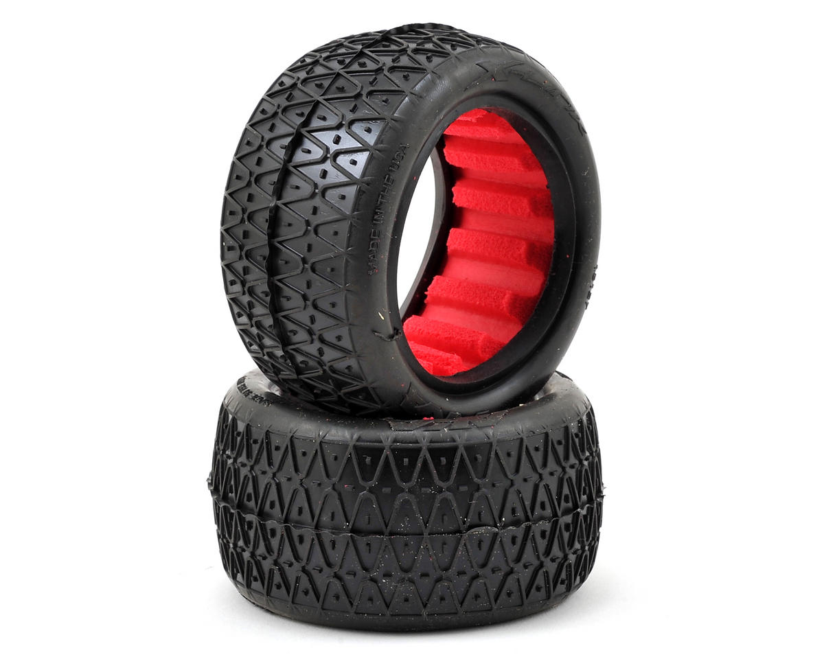 "AKA Crosslink 2.2"" Rear Buggy Tires (2) (Super Soft)"
