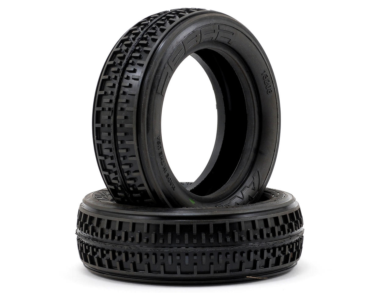 "Rebar 2.2"" Front 2WD Buggy Tires (2) (Soft) by AKA"