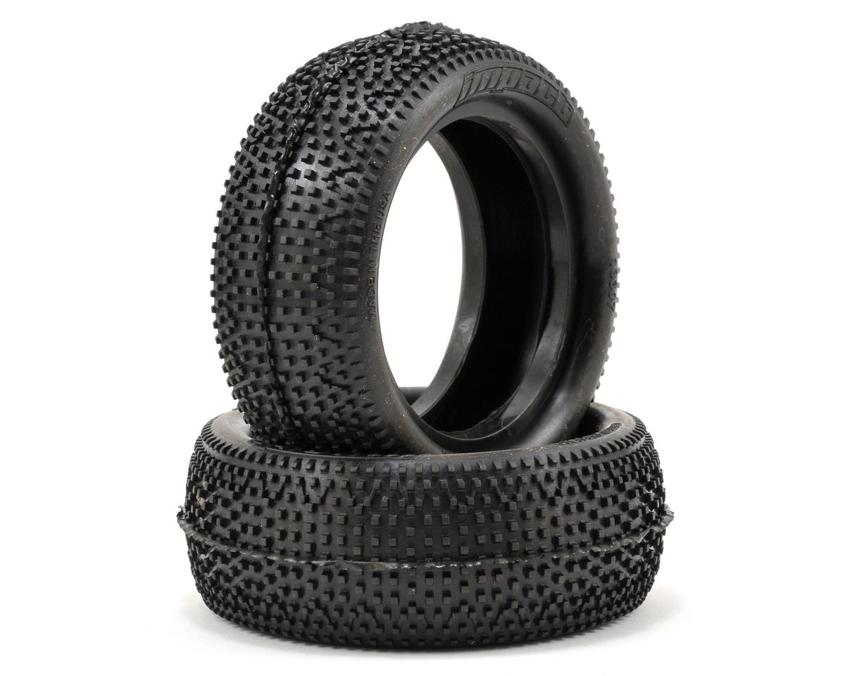 "AKA Impact 2.2"" Front 4WD Buggy Tires (2) (Soft)"