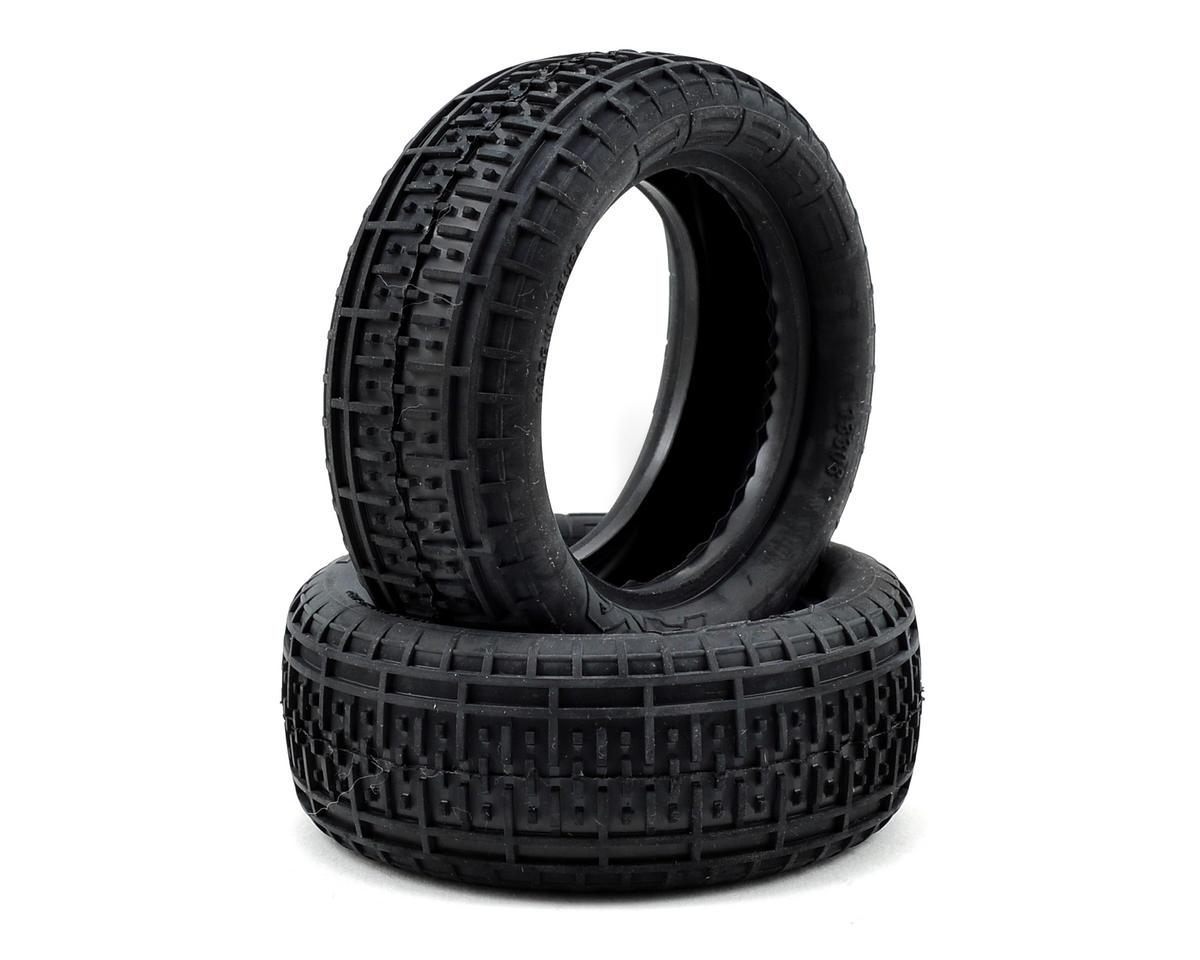 "Rebar 2.2"" Front 4WD Buggy Tires (2) by AKA"