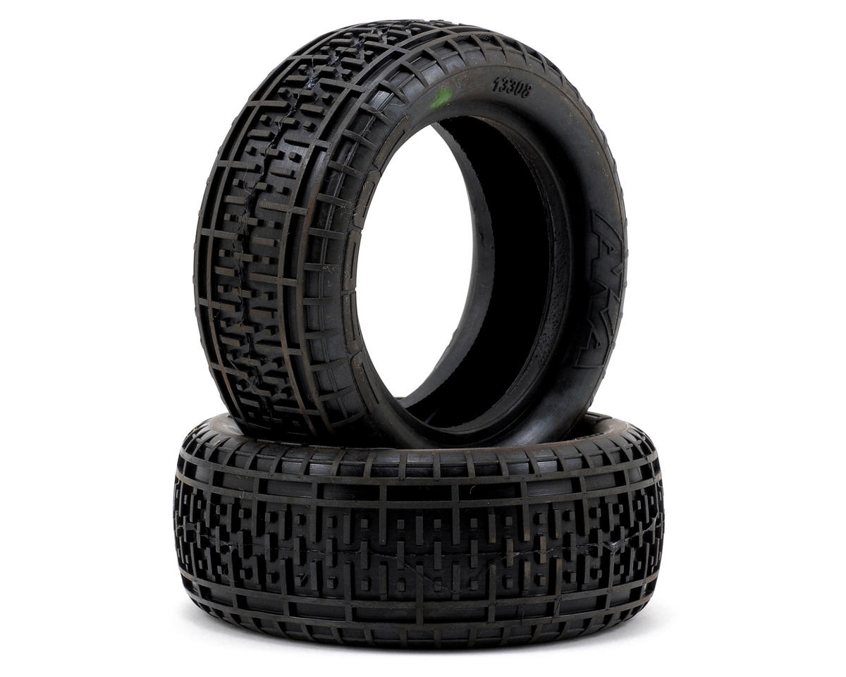 "AKA Rebar 2.2"" Front 4WD Buggy Tires (2) (Soft)"