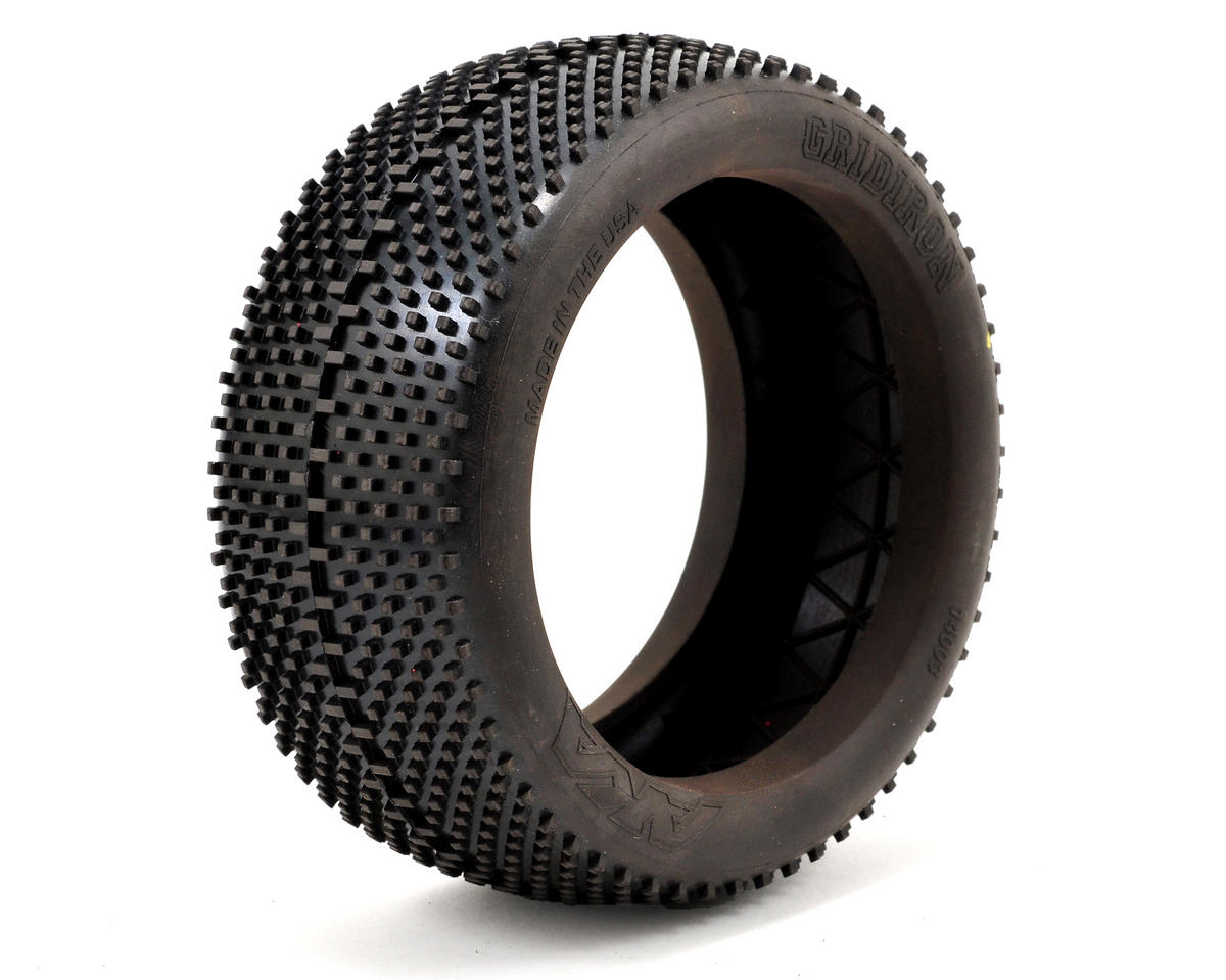 AKA Gridiron 1/8 Buggy Tire (Hard) (No Foam) (1)