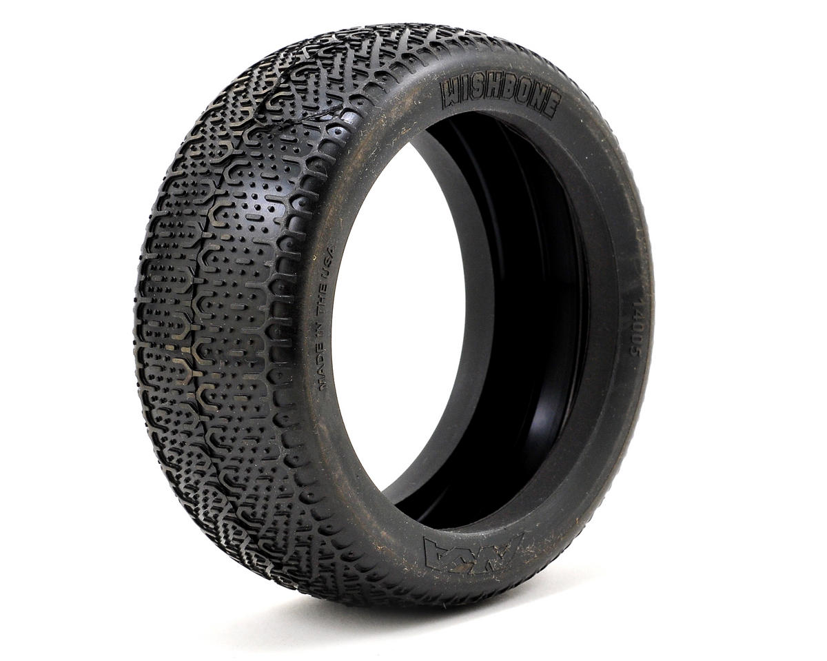 AKA Wishbone 1/8 Buggy Tires (Soft) (No Foam) (1)