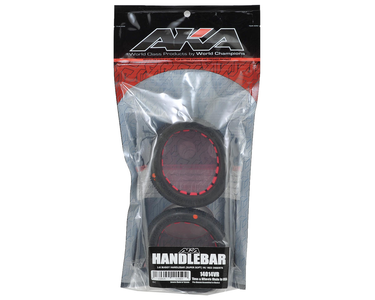 AKA Handlebar 1/8 Buggy (2) (Super Soft)