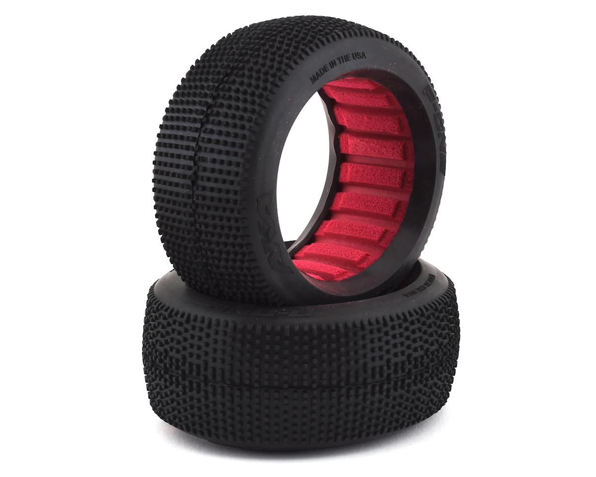 AKA P1 1/8 Buggy Tires (2) (Super Soft)