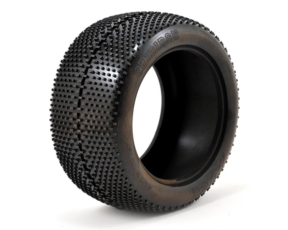 AKA Gridiron 1/8 Truggy Tire (Soft) (No Foam) (1)