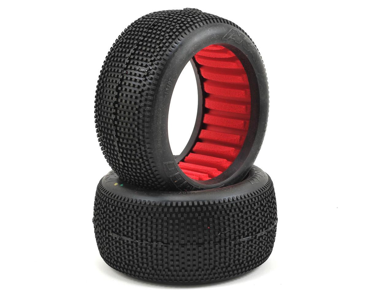 AKA EVO Impact 1/8 Truggy Tires (2) (Soft - Long Wear)
