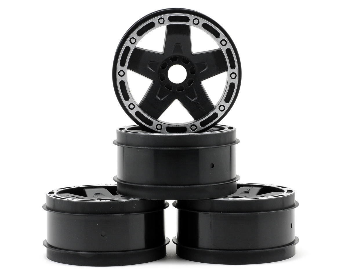 AKA Pro-5 Short Course Truck Wheels (4)