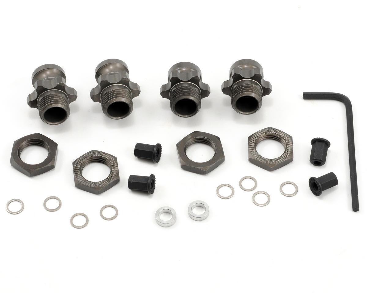 AKA Slash 1/8 Wheel Adapters (Complete Kit)