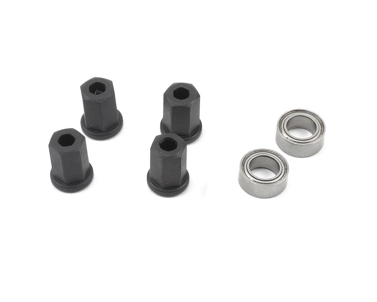 AKA SC10 1/8 Wheel Adapter Maintenance Kit