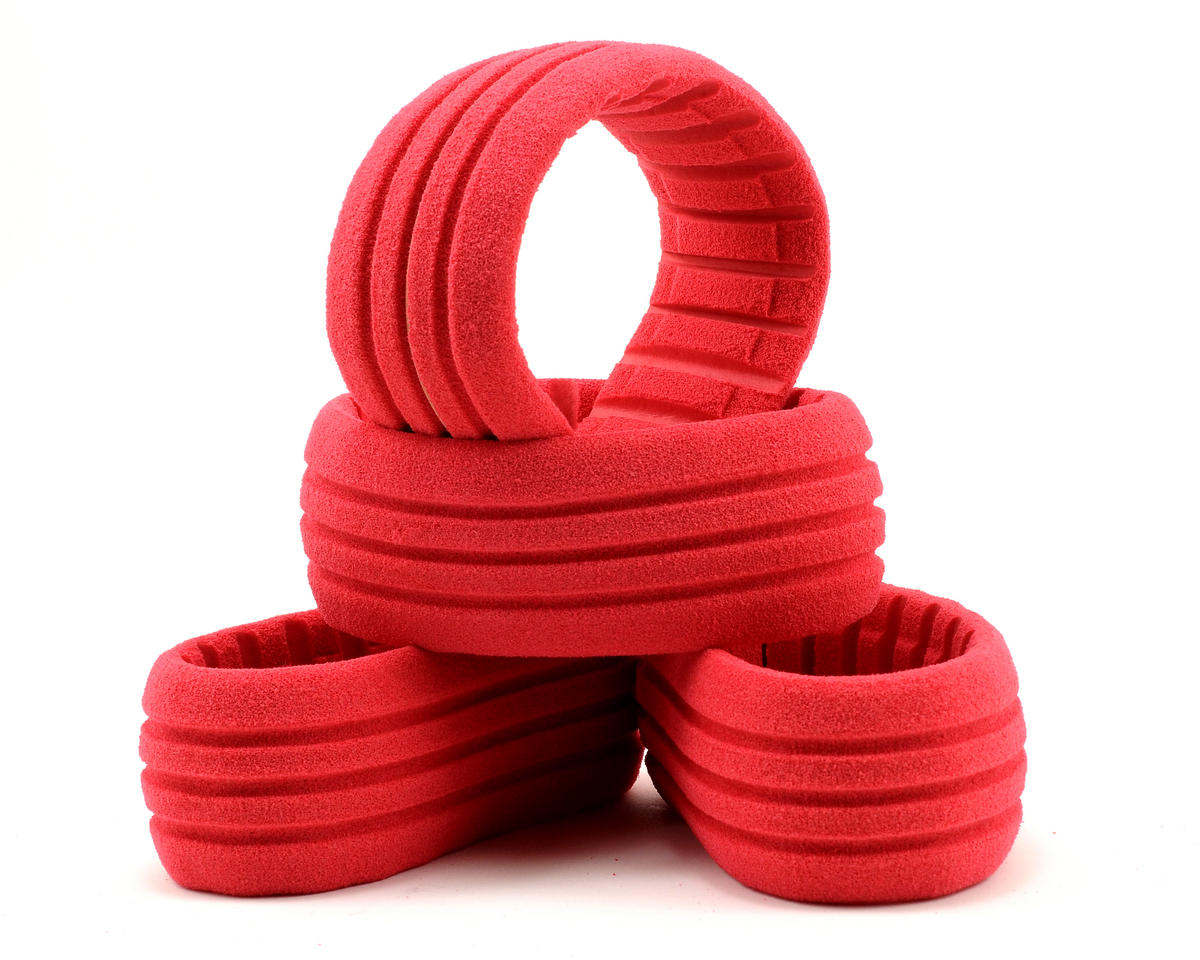 AKA 1/8 Buggy Grooved Foam Insert (Soft) (4) | alsopurchased