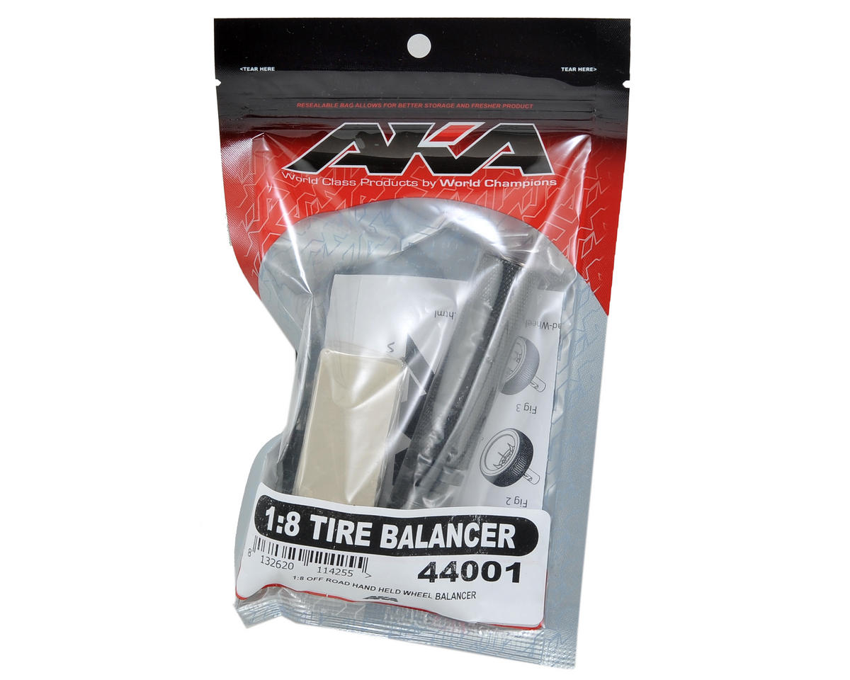 AKA 1/8 Buggy/Truggy Hand Held Tire Balancer