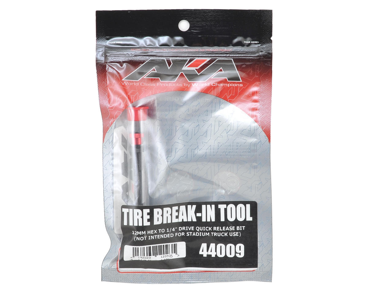 AKA 12mm Hex 1/10 Tire Break-In Tool