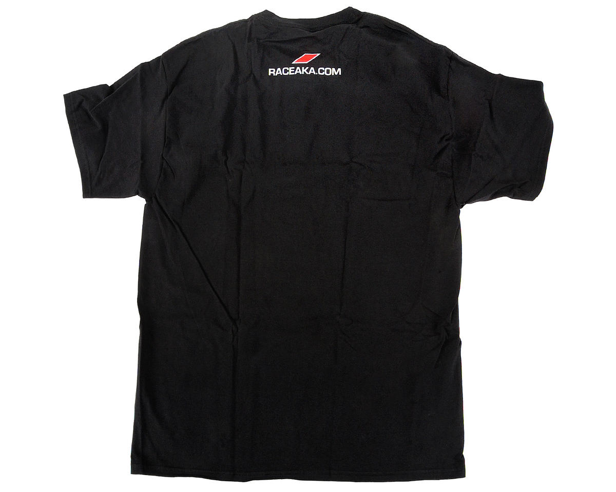 AKA Short Sleeve Shirt (Black) (XL)