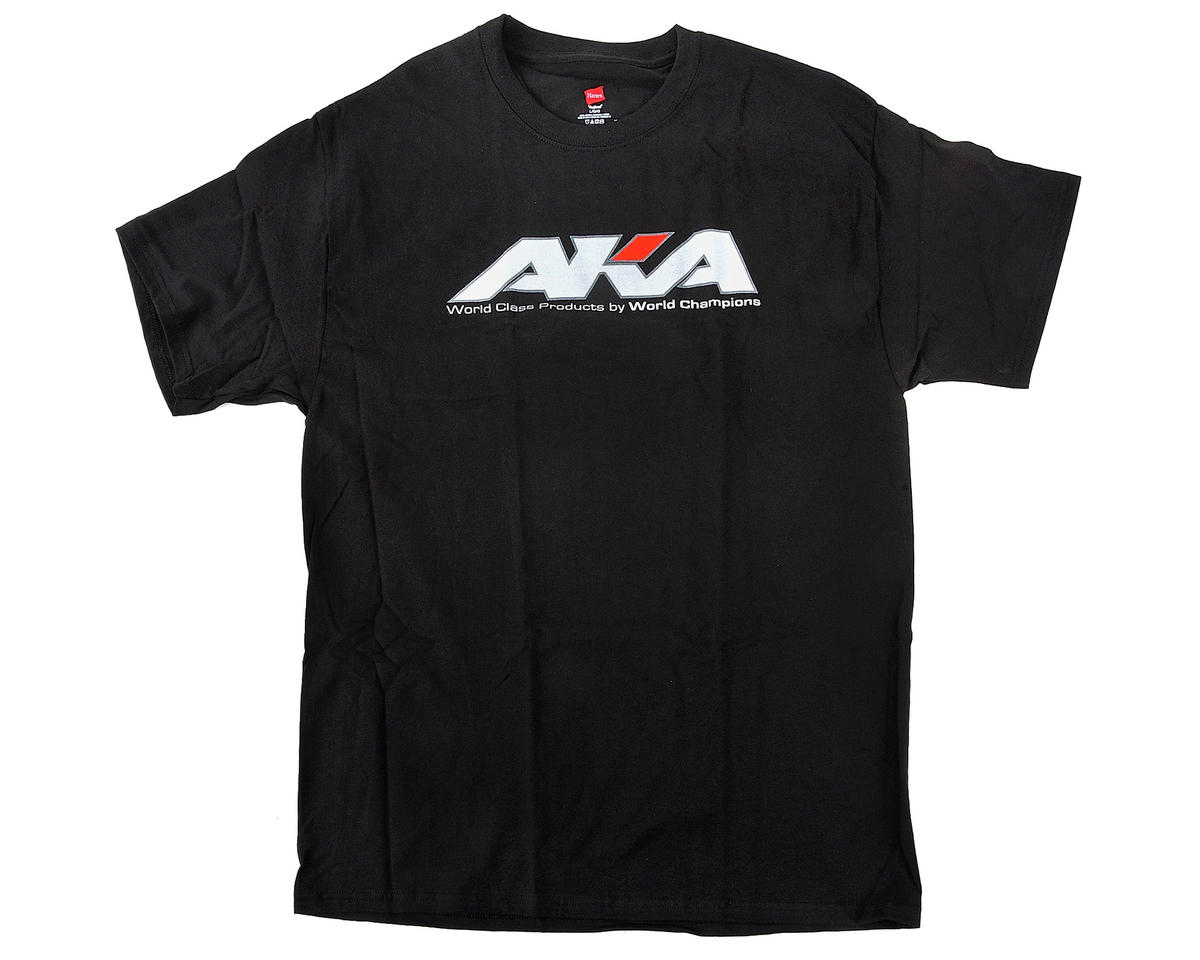 AKA Short Sleeve Shirt (Black) (2XL)