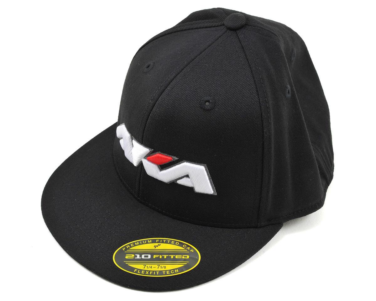 "AKA ""Flatbill"" Baseball Cap (Black)"