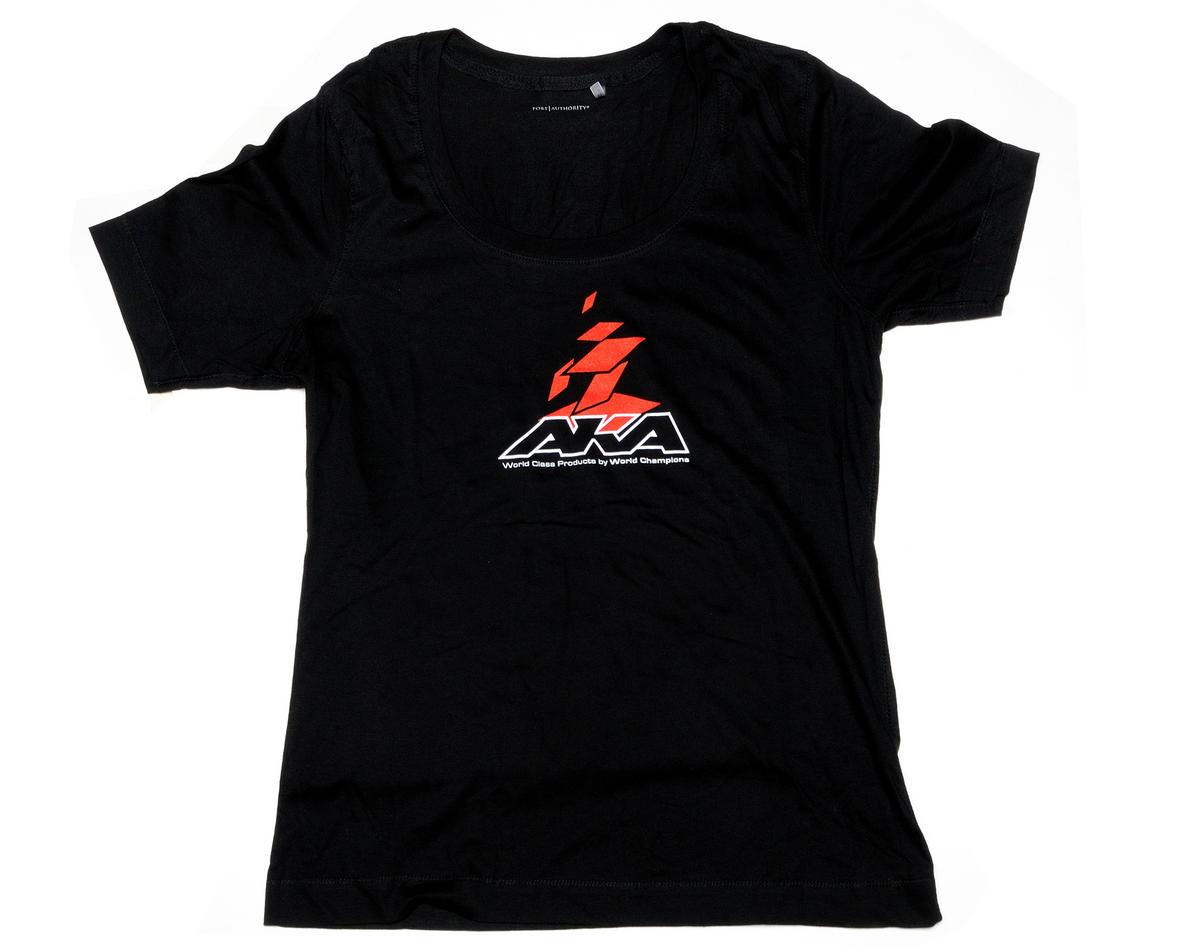 "AKA ""Diamond Array"" Ladies Scoop-Neck T-Shirt"