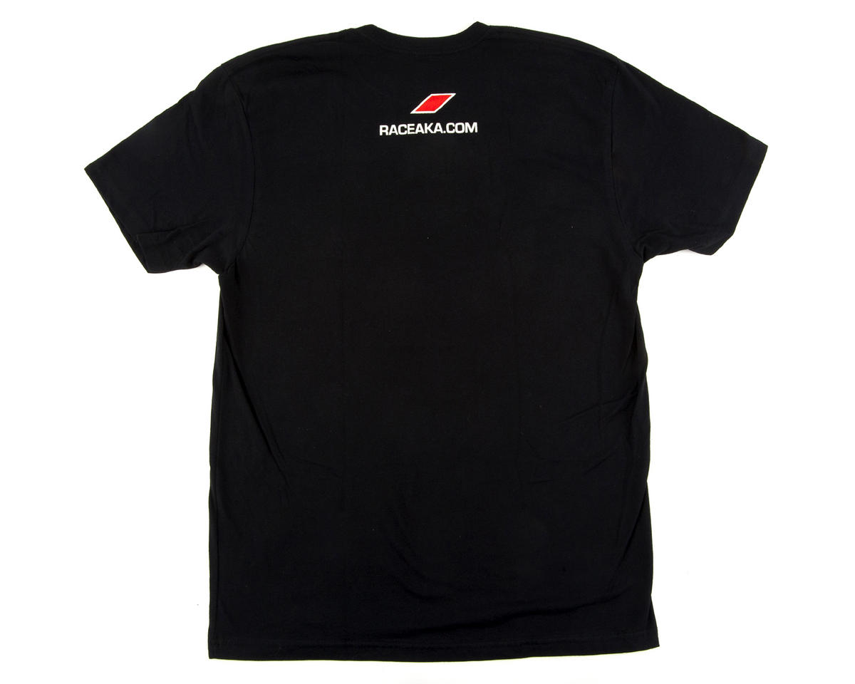 "AKA ""Sidewall"" Short Sleeve Shirt (Black) (L)"