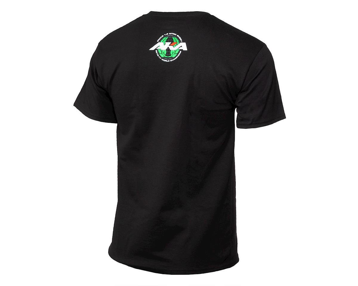 AKA IFMAR World Champions T-Shirt (Black) (XL)