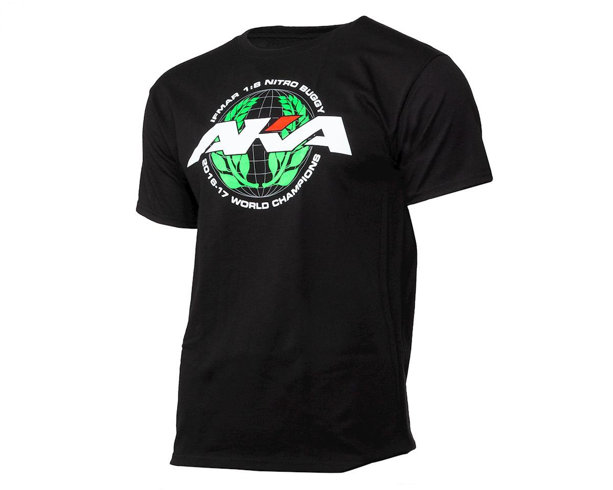 AKA IFMAR World Champions T-Shirt (Black) (2XL)
