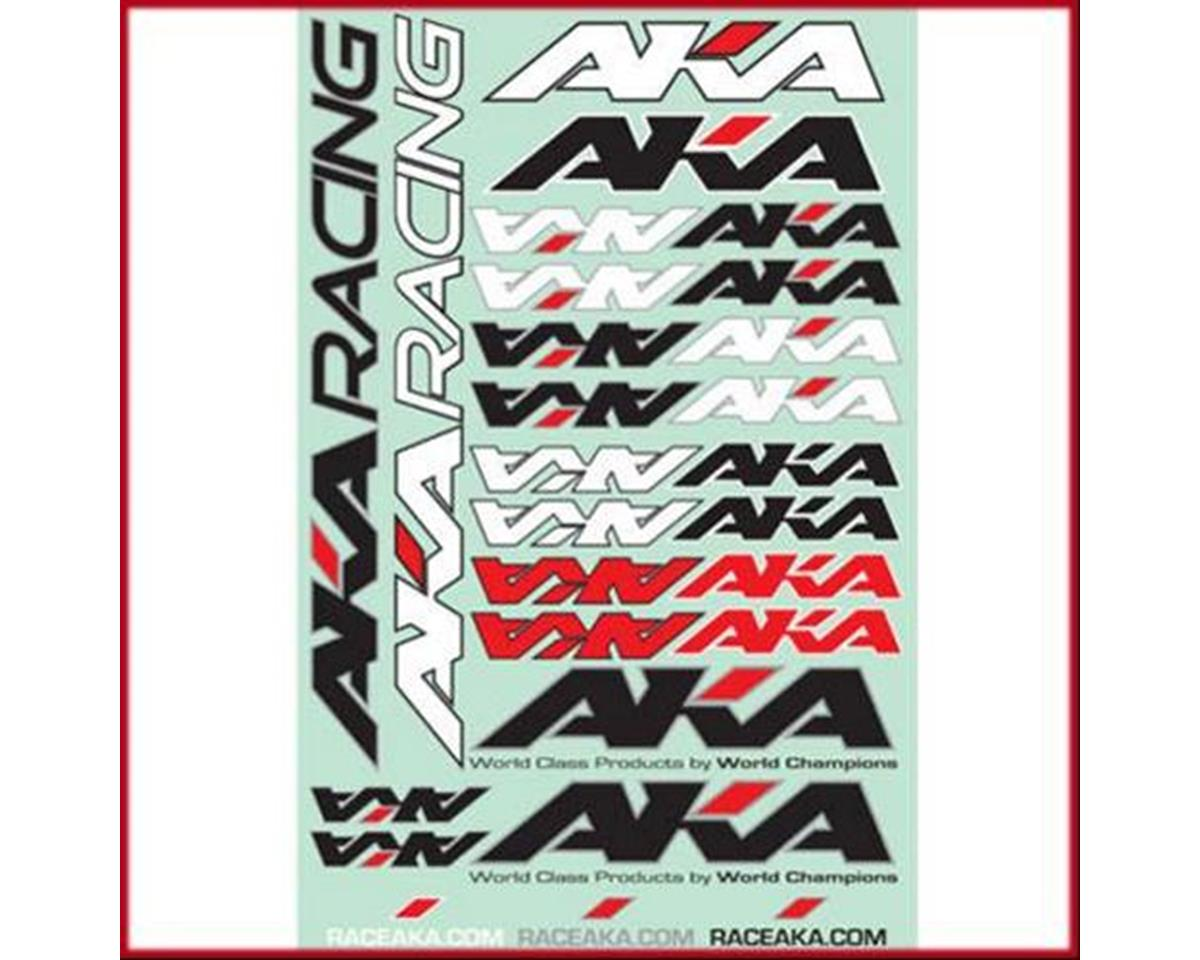 Decal Sheet (Large) by AKA