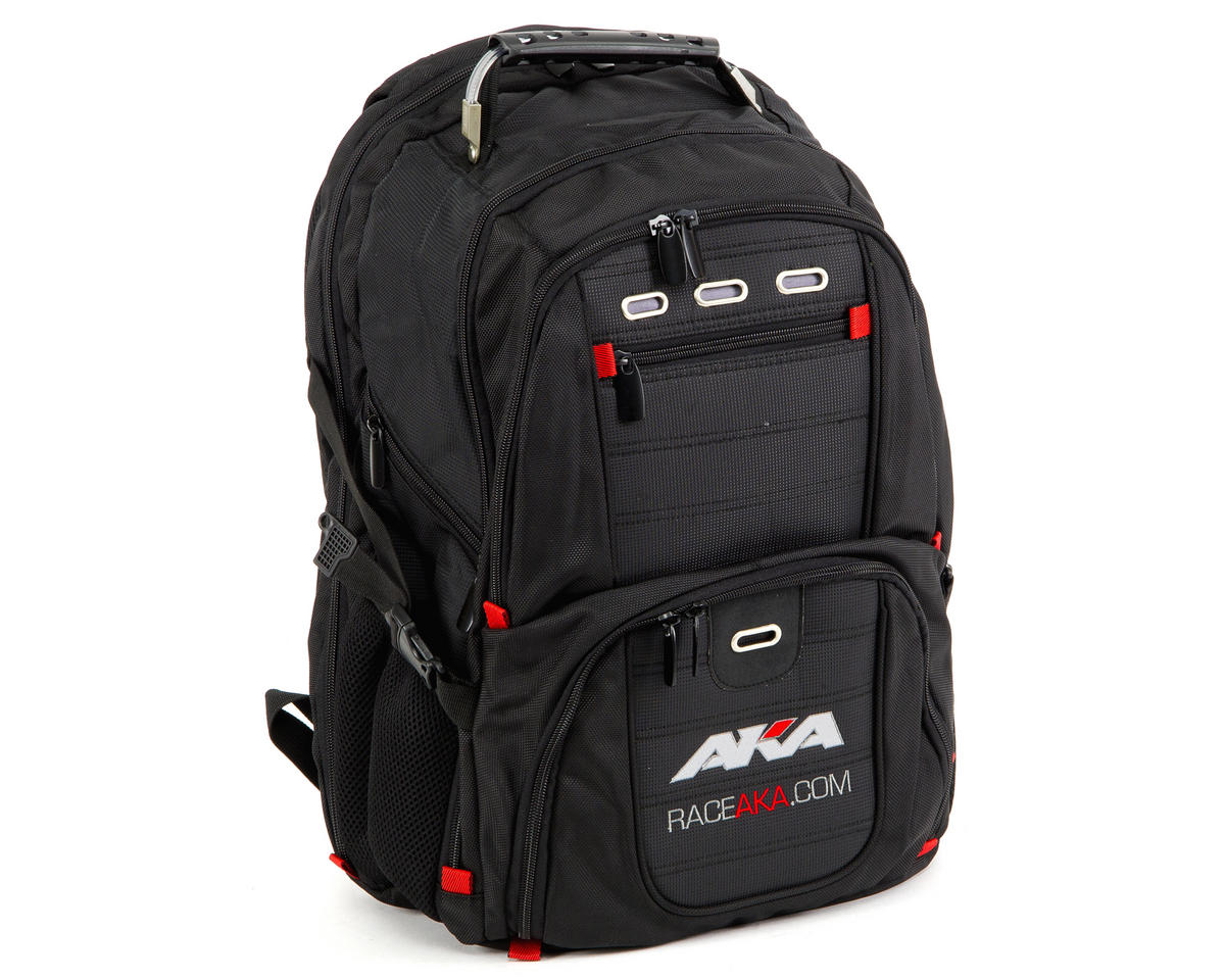 AKA Racer Backpack w/Cinch Sack