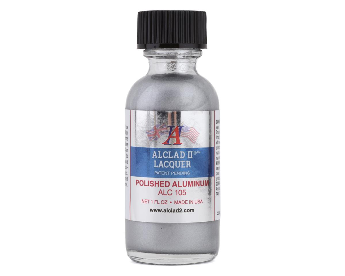 Alclad II Lacquers Polished Aluminum Paint (1oz)
