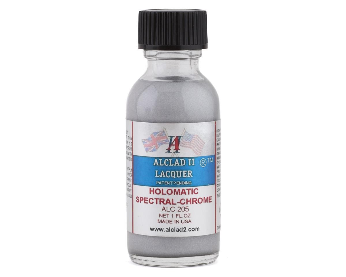 Holomatic Spectral Chrome Paint (1oz) by Alclad II Lacquers