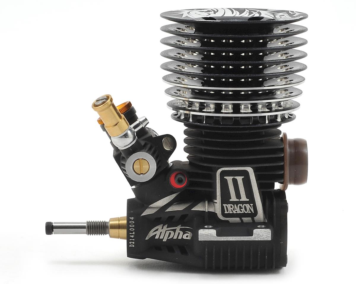 "Alpha Dragon II ""Worlds Edition"" .21 Off Road Engine (Turbo Plug)"