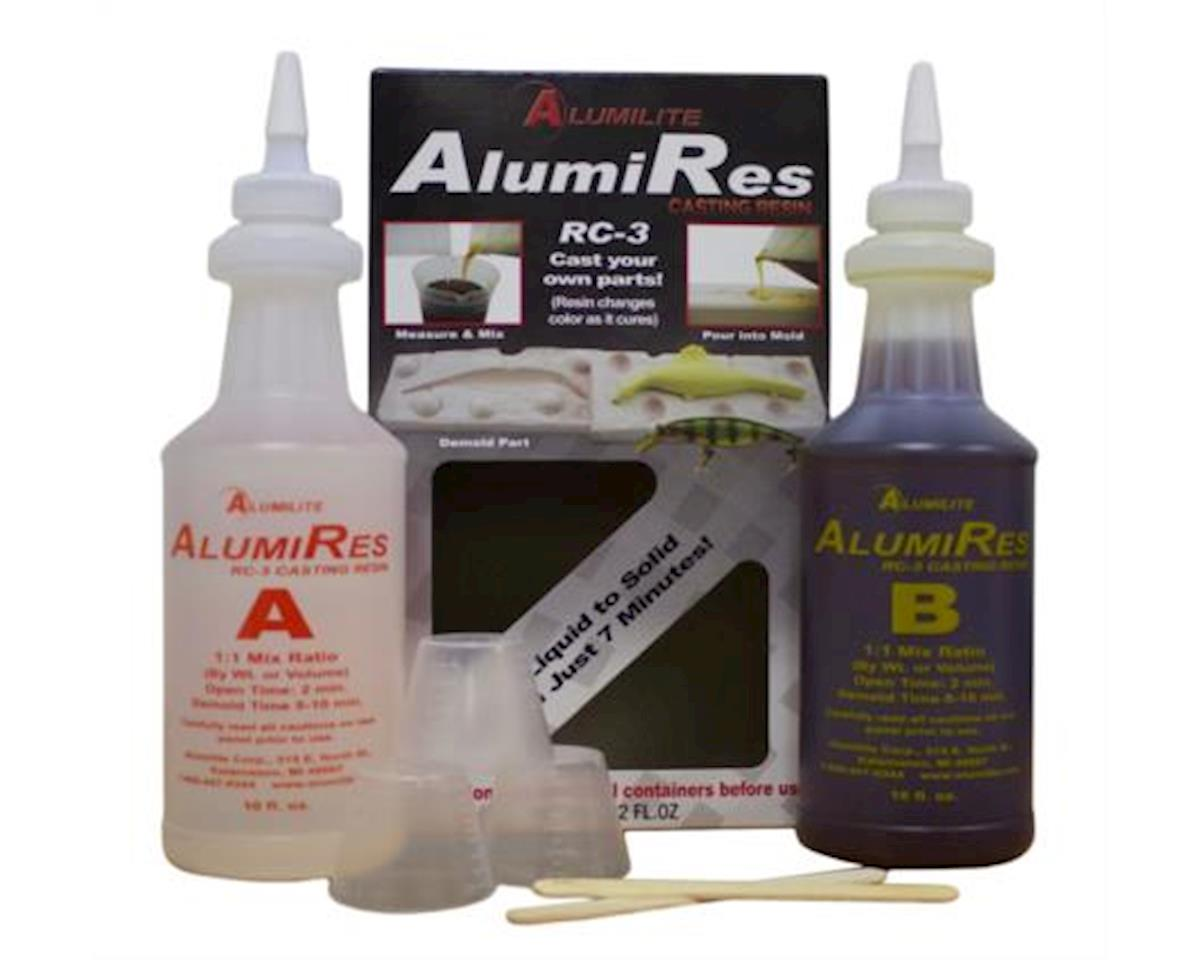 Alumilite Rc-3 Alumired 32Oz Kit