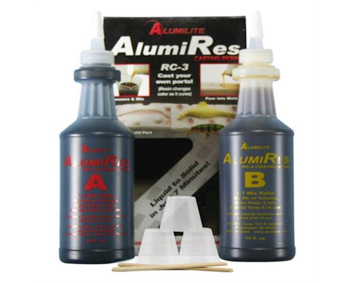 Rc-3 Alumired Black 32Oz Kit by Alumilite