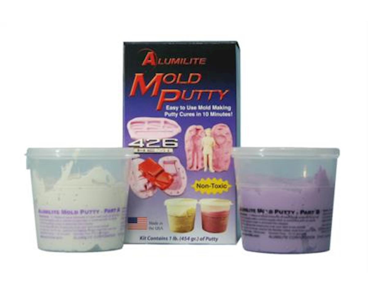 Alumilite Mold Putty Casting Kitty