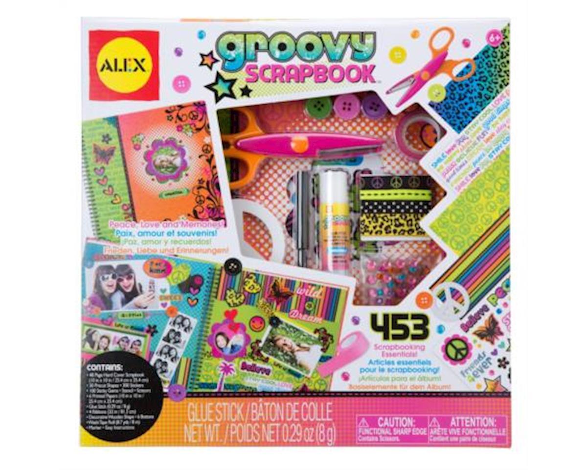 Alex Groovy Scrapbook by Alex Toys
