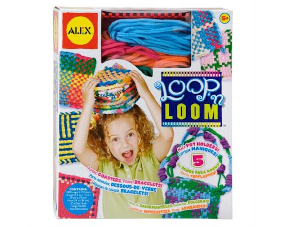Alex Toys 184WP Craft Loop 'N Loom