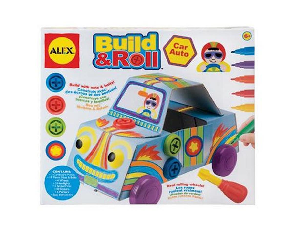 Alex  Build & Roll: Car
