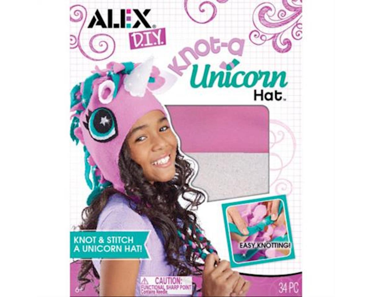 Alex Toys ALEX DIY Knot-A Unicorn Hat Craft Kit