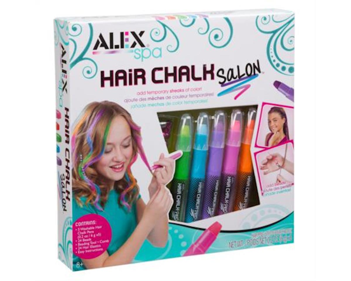 Alex Toys Alex  Deluxe Hair Chalk Salon