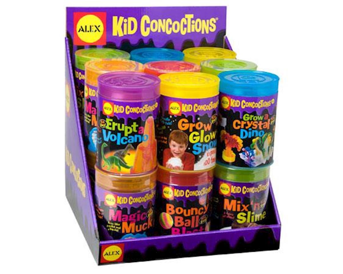 Alex  Kid Concoctions