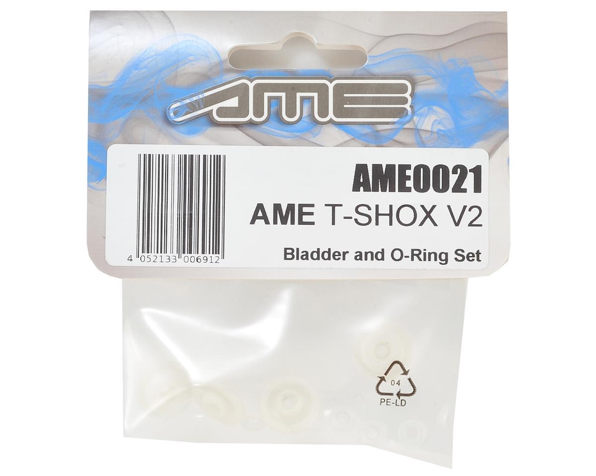 Team AME T-SHOX V2 Bladder & O-Ring Set