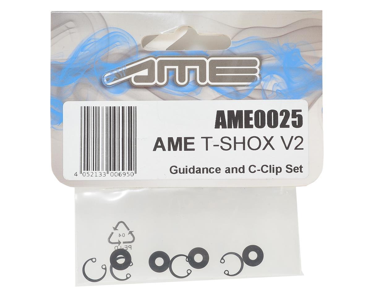 Team AME T-SHOX V2 Guidance & C-Clip Set