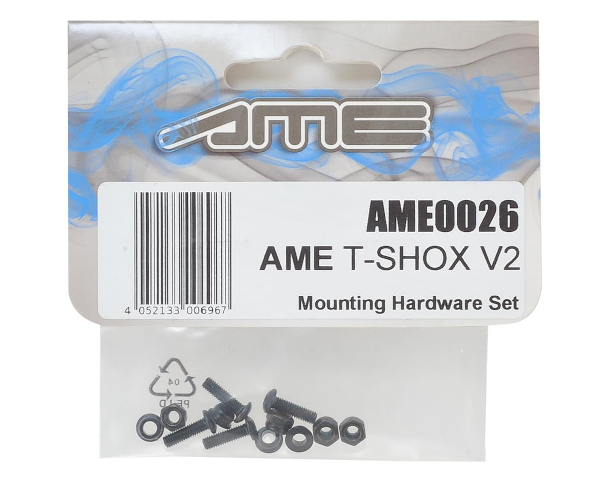 Team AME T-SHOX V2 Mounting Hardware Set