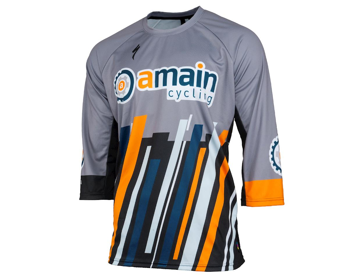 AMain Cycling Specialized Enduro Sport MTB 3/4 Sleeve Jersey