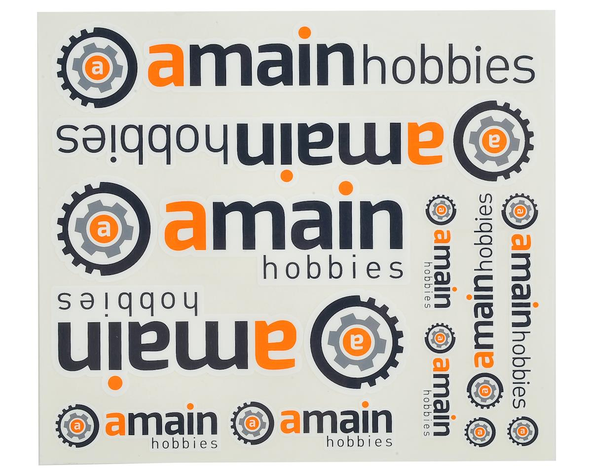 AMain Color Sticker Sheet