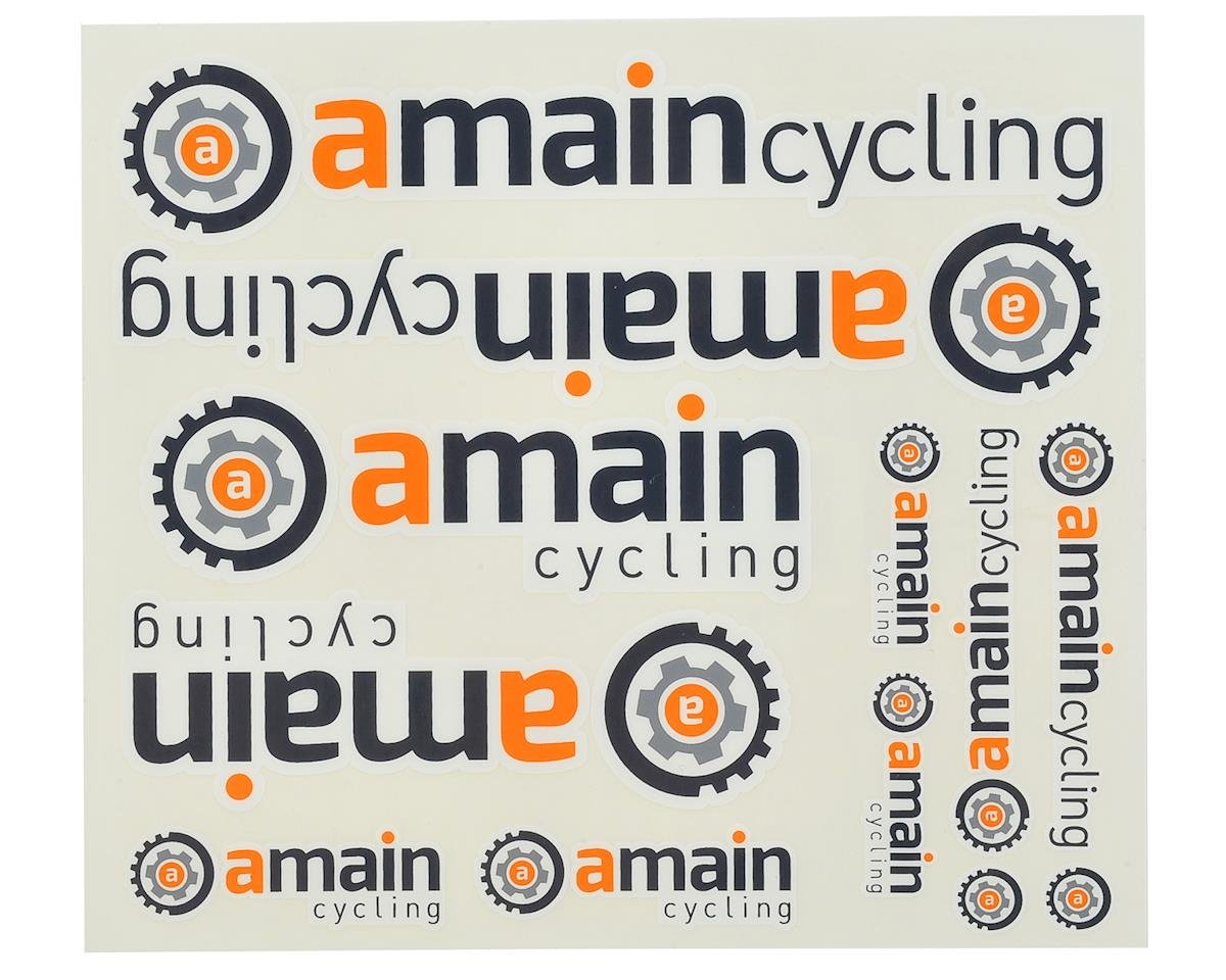 AMain Performance Cycling Color Sticker Sheet