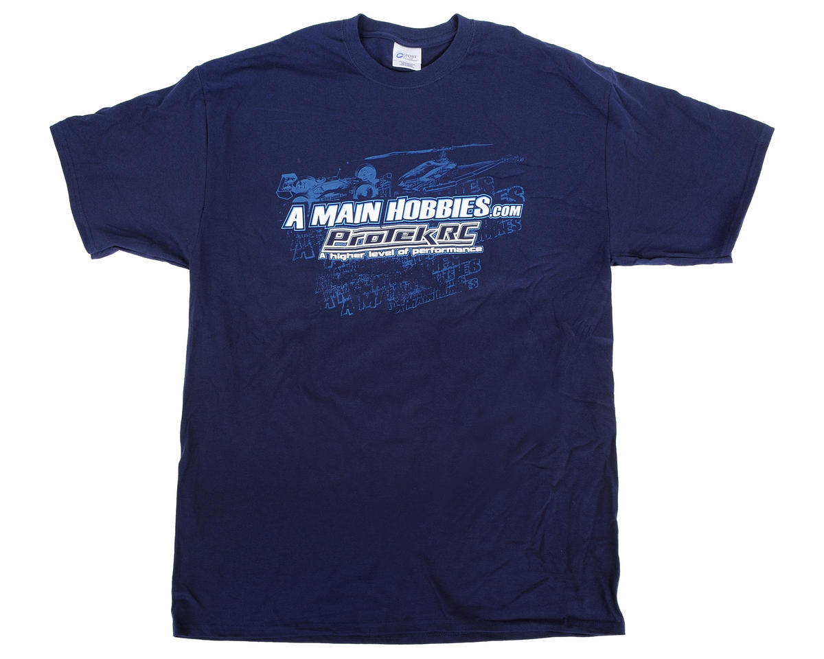"AMain ""Team"" T-Shirt (4X-Large - Tall)"