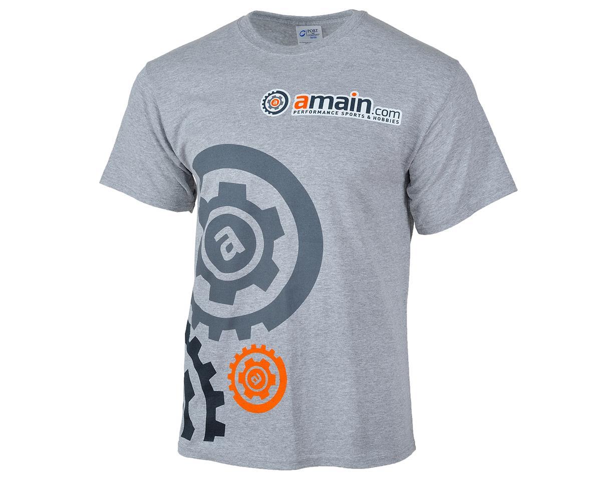 "AMain ""Gears"" T-Shirt (Gray)"