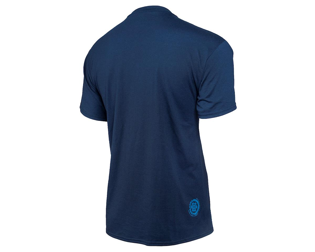 "AMain Limited Edition Short Sleeve ""Sunset"" T-Shirt (Navy) (M)"
