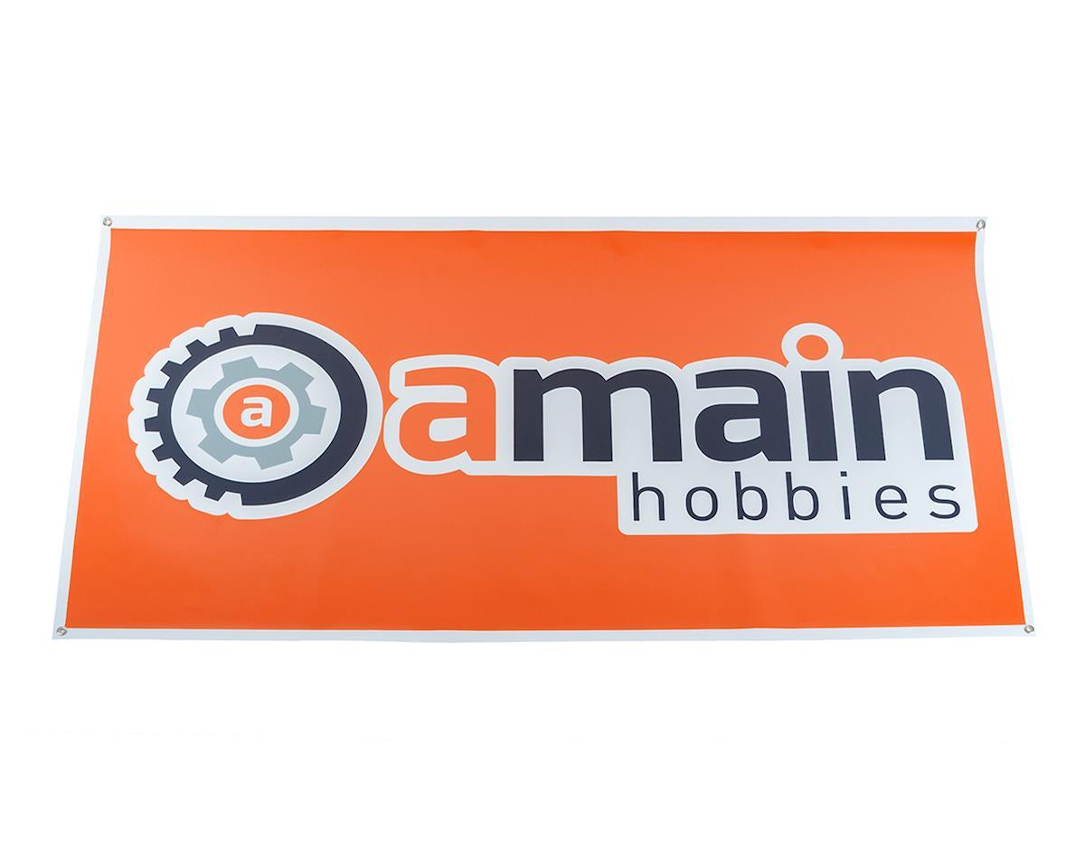 "AMain 38x70"" Banner"