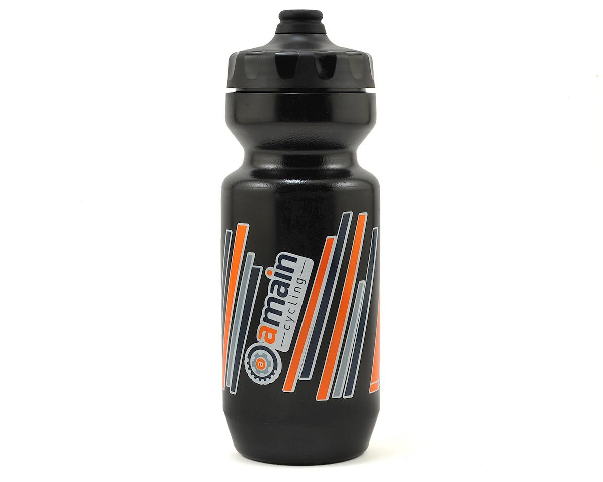 "Amain Purist ""Fixy"" Water Bottle (22oz) (Black)"